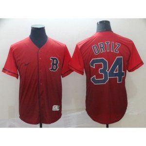 Boston Red Sox David Ortiz Jersey